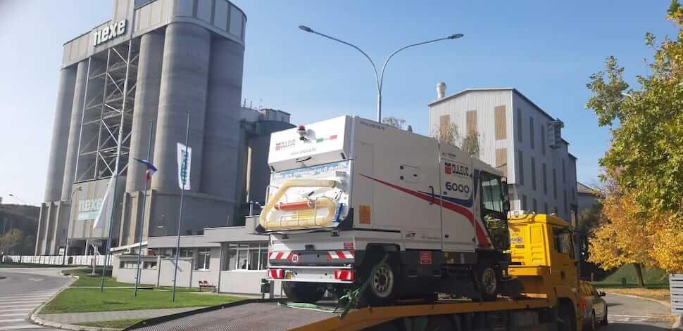 Dulevo Nasice Cement